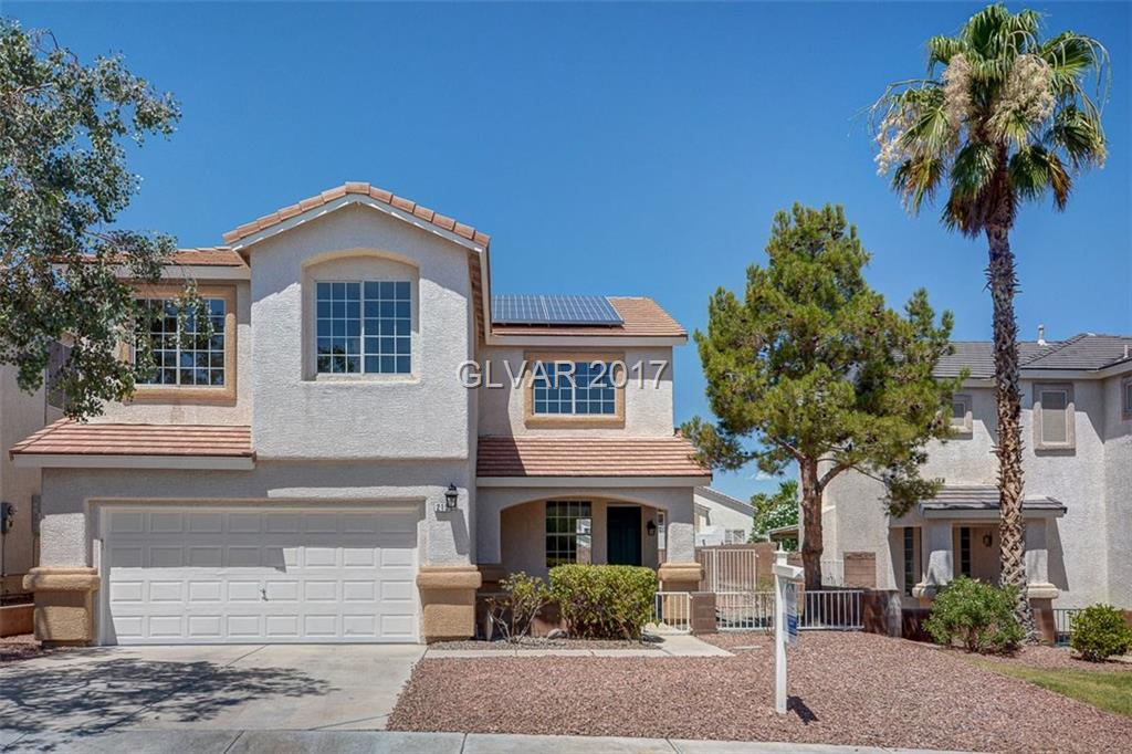 215 TURKEY CREEK Way Henderson, NV 89074 - MLS #: 1907038