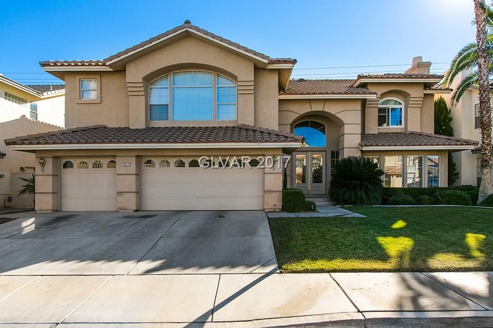 2417 TOUR EDITION Drive Henderson, NV 89074 - MLS #: 1908361